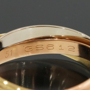 Cartier Ring Size 6