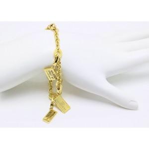 Bulgari 18K Yellow Gold Bracelet