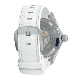 Corum Bubble 42 White Stainless Steel Automatic Men's Watch L295/03049