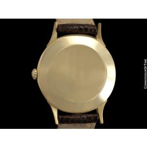 1951 OMEGA Rare Vintage Constellation Chronometer (Globemaster) 14311 - 18K Gold