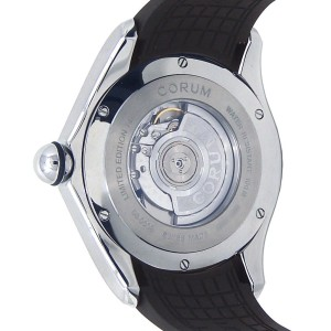 Corum Bubble 47 Cubism Stainless Steel Automatic Mens Watch L082/03002