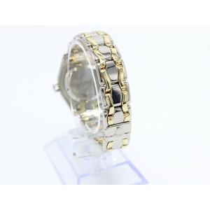 Rolex Ladies Pearmaster 69329 18K Yellow & White Gold Diamond on Bezel