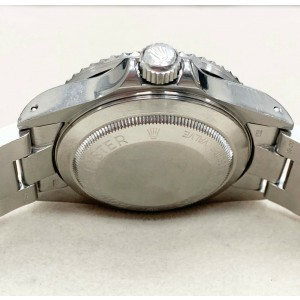 Rolex Sea Dweller 16660 Black Very Rare Stardust Dial Stainless Steel Unpolished