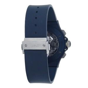 Hublot Big Bang Blue PVD Ceramic Automatic Chronograph Men's Watch 301.EI.5190RB