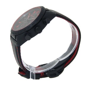 Tudor Fastrider Black Shield Ceramic Chronograph Auto Black Men's Watch 42000CR