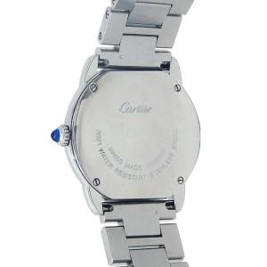 Cartier Ronde Solo Stainless Steel Swiss Quartz Ladies Watch W6701004