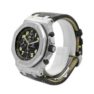 Men's Audemars Piguet Royal Oak Offshore 42, Black dial, 26086ST.OO.D002CR.01