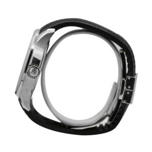 Men's Patek Philippe Aquanaut Travel Time 40.8, Steel, Black dial, 5164A-001