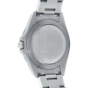 Rolex Explorer II Stainless Steel Oyster Automatic Black Men's Watch