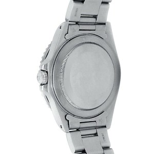 Rolex GMT-Master II Pepsi Stainless Steel Oyster Auto Black Men's Watch 16710
