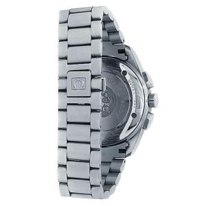 Omega Seamaster Aqua Terra Stainless Steel Auto Black Men's Watch 2512.50.00