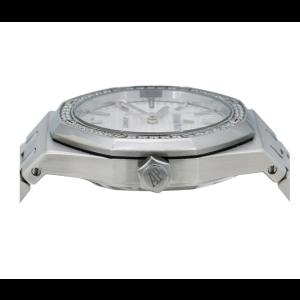 AUDEMARS PIGUET ROYAL OAK WATCH 37MM DIAMOND BEZEL- 15451ST.ZZ.D011CR.01 - STEEL
