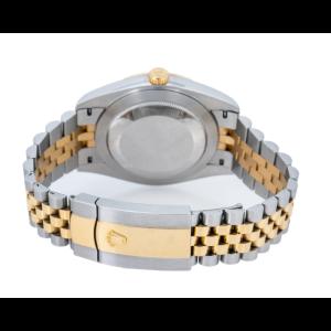 ROLEX DATEJUST 41MM WATCH 126333 STEEL AND YELLOW GOLD JUBILEE BRACELET