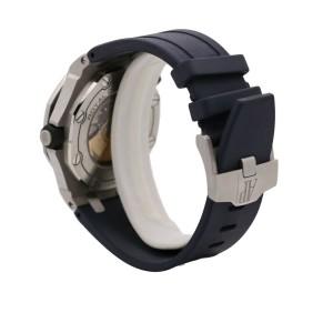 Audemars Piguet Royal Oak Offshore Diver 42mm, White Dial, 15710ST.OO.A002CA.02