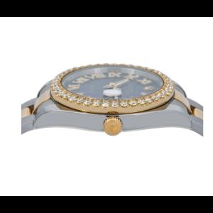 ROLEX DATEJUST II WATCH 116333 41MM STEEL AND YELLOW GOLD DIAMOND BEZEL