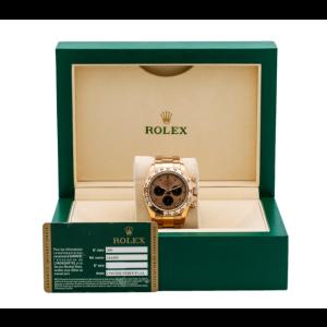 ROLEX DAYTONA ROSE GOLD PINK DIAL 116505 40MM OYSTER BRACELET