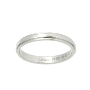 Cartier Platinum  d Amour Ring RCB-71