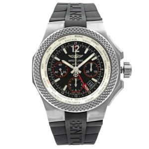 Breitling Bentley GMT EB043335/BD78-232S 45mm Mens Watch