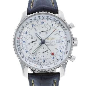 Breitling Navitimer GMT A2432212/G571-441X 46mm Mens Watch