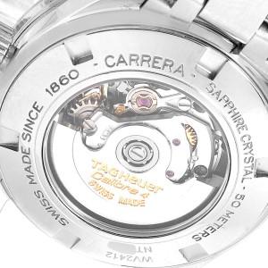 TAG Heuer Carrera Black Diamond Dial Ladies Watch WV2412 Box Card