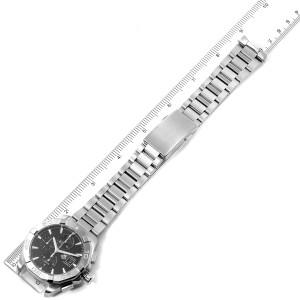 Tag Heuer Aquaracer Black Dial Steel Mens Watch CAY2110