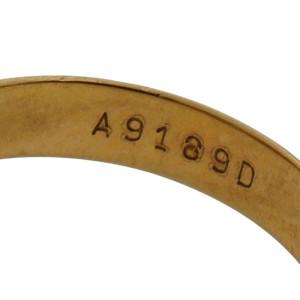Cartier le Must de Cariter Tri Color Gold Trinity Ring