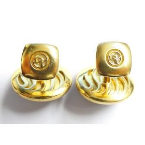 David Yurman 22K Yellow Gold Fine Petrvs Scarab Signet Men's Cufflinks