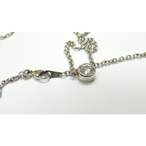 Platinum Diamond Necklace Pendant