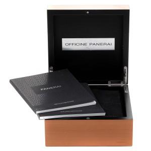 Panerai Luminor Due 3 Days 45mm Mens Watch PAM00674 Box Papers