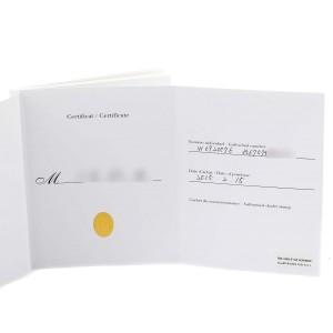 Cartier Ballon Bleu Chronograph Steel Mens Watch W6920076 Box Papers