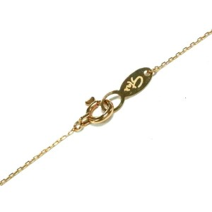 STAR 18K Yellow Gold Pearl Necklace