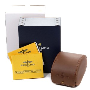 Breitling SuperOcean Heritage 46 Bronze Dial Mens Watch A13320 Box Papers