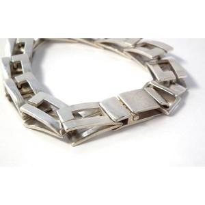 Gucci 925 Sterling Silver G Bracelet