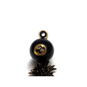 Gucci Pineapple Simulated Glass Pearl Earrings