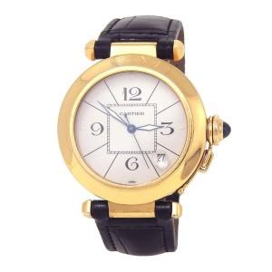 Cartier Pasha 1989 38mm Mens Watch