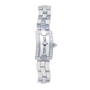 Cartier Ballerine WG40033J 14mm Womens Watch