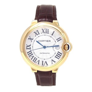 Cartier Ballon Bleu W6900651 40mm Mens Watch