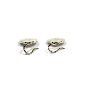 Tiffany & Co. Return to Tiffany Sterling Silver Earrings