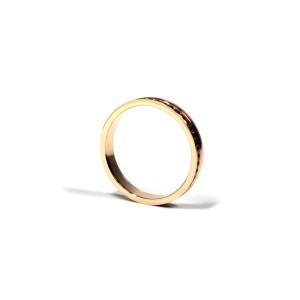 Boucheron Cattle 18K Rose Gold Ring