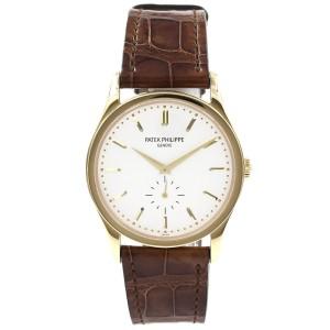 Patek Philippe Calatrava 5196J 37mm Mens Watch