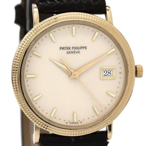 Patek Philippe Calatrava 3944 33mm Mens Watch