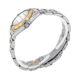 Breitling Callistino 18k Yellow Gold & Stainless Steel Quartz Ladies D52045