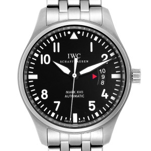 IWC Pilots Mark XVII Automatic Steel Mens Watch IW326504