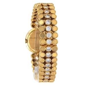 Harry Winston Premier Diamonds 18k Yellow Gold Women's Watch Quartz