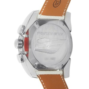 Parmigiani Fleurier Pershing Blue Mother of Pearl Watch PFC528-1263500-HE2422