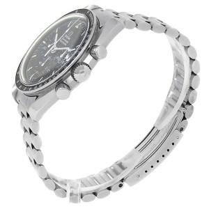 Omega Speedmaster Stainless Steel Automatic Black Men's Watch 3570.50.00