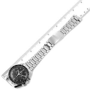 Omega Speedmaster Chronograph Black Dial Mens MoonWatch 3570.50.00