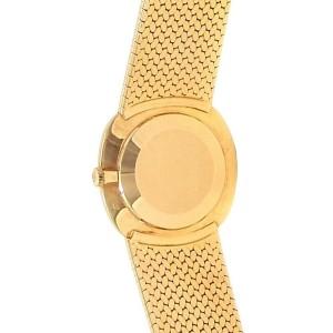 Patek Philippe Golden Ellipse 18k Yellow Gold Manual Champagne Mens Watch 3544/1