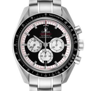 Omega Speedmaster Schumacher Legend LE Mens Watch 3507.51.00 Box Card