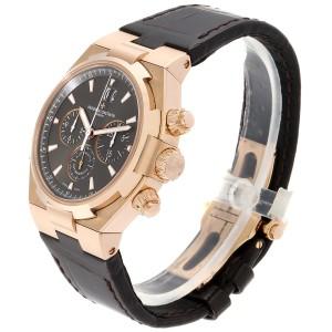 Vacheron Constantin Overseas Rose Gold Mens Watch 49150 Box Papers